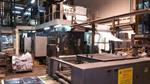 Picture of Heidelberg M600 heatset stacked 4 + 4