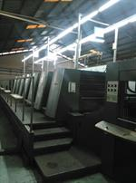 Picture of Heidelberg Speedmaster XL 105-6+L