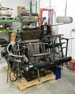 Picture of Heidelberg GTS with hot foil