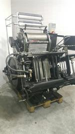 Picture of Heidelberg GTP (32x46) Hot Foil Stamping