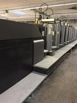 Picture of Heidelberg SM 102-8P+L Eight Colour Offset Press