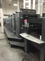 Picture of Heidelberg 2002  CD 102-6+LX FULL UV