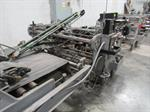"Picture of International Post 60"" Straight Line Folder Gluer with Pafra"
