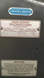 Picture of Heidelberg MOZP-E