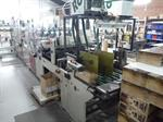 Picture of Escomat Cardbord gluing line for CD covers