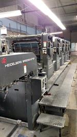 Picture of Heidelberg Speedmaster 72 FP