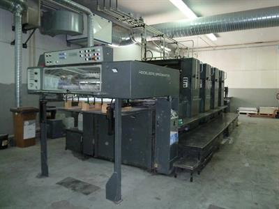 Heidelberg SM 102 SM 102 VP - Click for full size image (opens in new window)