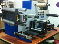 Picture of Daco table top label cutting machine