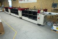 Picture of Setmasters 13/26 station SRA3/A4 Deep Pile Duplex Collator
