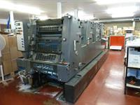 Picture of Heidelberg GTO 52-4