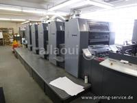 Picture of Heidelberg Speedmaster SM 74-5PH