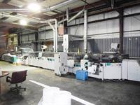 Picture of Kolbus 472A Perfect Binding Line