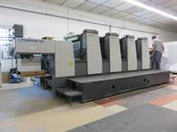 Picture of Komori Lithrone L428 ES