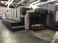 Picture of Komori Lithrone NL628+C