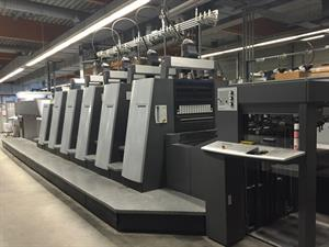 Picture of Heidelberg Speedmaster XL 75-5+LX (F)