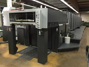 Picture of Heidelberg Speedmaster SM 102-10P
