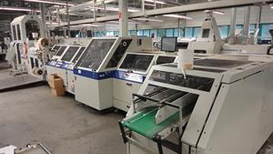 Picture of Kolbus Kolbus BF 527 Casing in Compact flow line