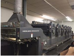 Picture of Heidelberg Speedmaster 102 S