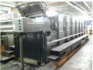 Picture of Heidelberg Speedmaster SM 102-6