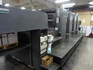 Picture of Heidelberg Speedmaster CD 102-4