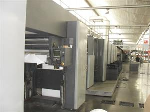 Picture of Heidelberg M600C (5) Unit (1) Web Press