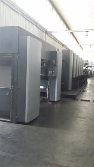 Picture of Heidelberg M600A (6) Unit (1) Web Press