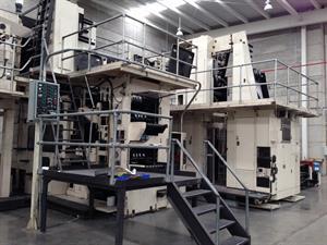 Picture of Mitsubishi L1100 (8) Unit (2) Web Offset Press