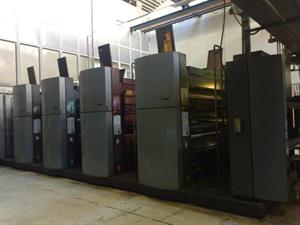 Picture of Heidelberg Sunday 3000 (4) Unit (1) Web Press