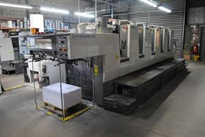 Picture of Komori Lithrone L526 ES