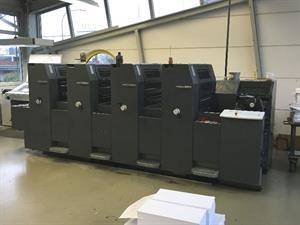 Picture of Heidelberg Printmaster PM 52-4P