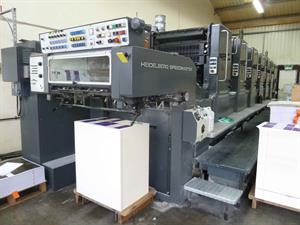 Picture of Heidelberg Speedmaster 72 SP