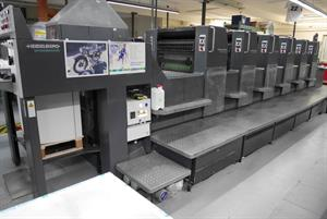 Picture of Heidelberg Speedmaster SM 74-6PP
