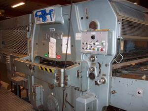 Picture of Bobst SP 1650E - 800T