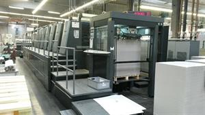 Picture of Heidelberg Speedmaster XL 105-6+LX
