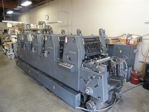 Picture of Heidelberg GTOFP-S
