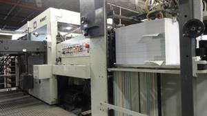 Picture of Bobst SP102-BMA