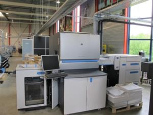 Picture of HP (Hewlett Packard) Indigo 5000