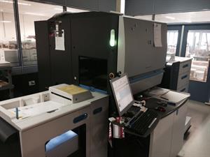 Picture of HP (Hewlett Packard) Indigo 5500