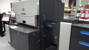 Picture of HP (Hewlett Packard) Indigo 7000