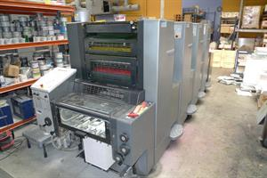 Picture of Heidelberg Speedmaster SM 52-4 SE