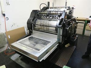Picture of Heidelberg OHZ