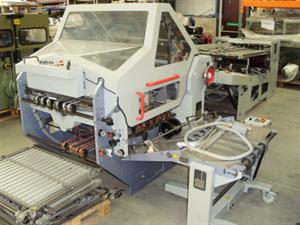 Picture of Stahl KD78 4KTL-RD Folding Machine