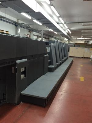 Picture of Heidelberg SM 74 CD -5-P3+LX2-(F)