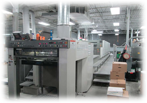 Picture of Komori Lithrone LS640+C