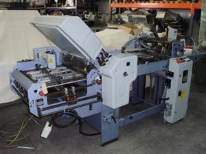 Picture of Stahl T52 4/X Folding Machine