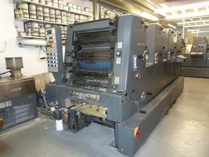 Picture of Heidelberg GTOV 52+
