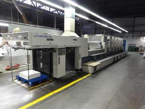 Picture of Komori Lithrone L540+C