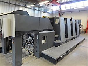 Picture of Heidelberg Speedmaster CD 74-4