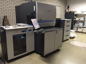 Picture of HP (Hewlett Packard) HP Indigo 5500