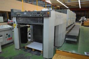 Picture of Komori Lithrone LS640